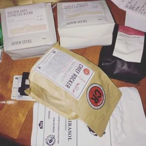 Melbourne samples